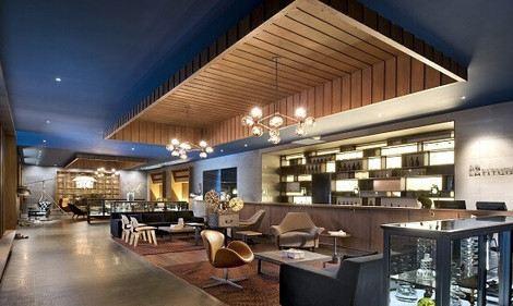 鄭州建業艾美酒店曙日本餐廳
