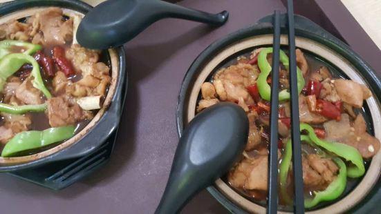 食記黃燜雞米飯