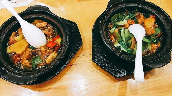 旺客基黃燜雞米飯