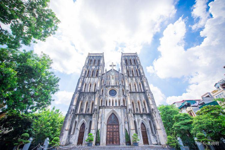 St. Joseph's Cathedral, Hanoi2