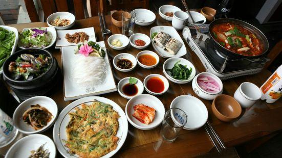 Okcheon Goeup Naengmyeon