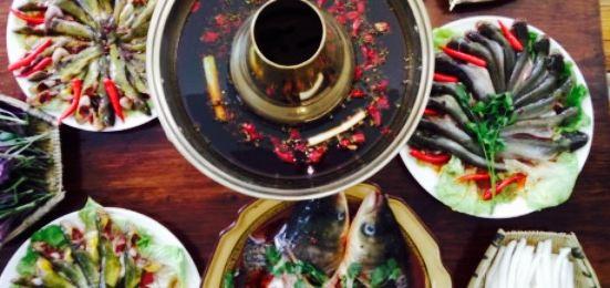 簡宜客家河鮮館·特色鮮魚火鍋