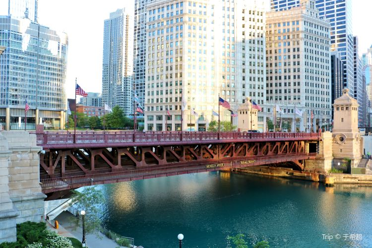 Michigan Avenue Bridge3