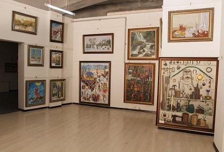 Fengyue Eluosi Youhua Gallery