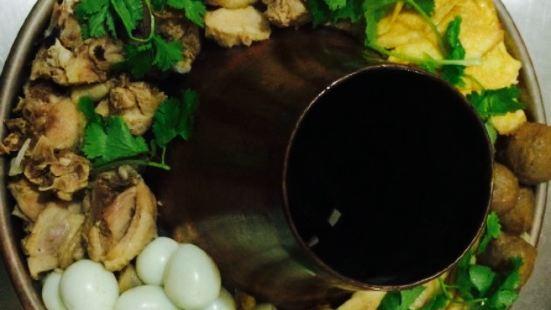 古溫泉土菜館