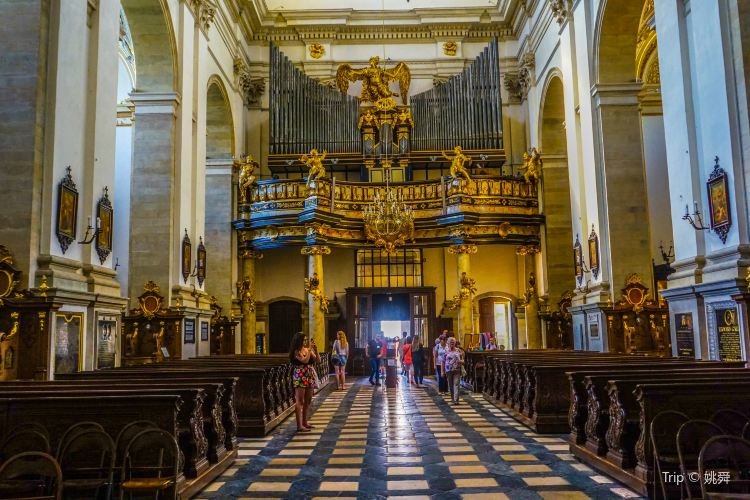 克拉科夫聖伯多祿聖保祿教堂2