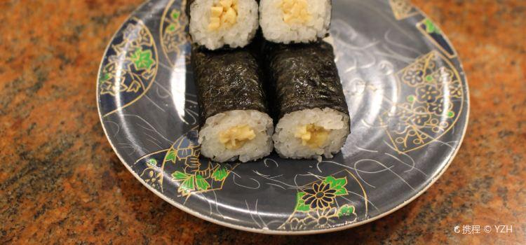 Kaiten-sushi Nemuro Hanamaru(Minami 25 jo)1