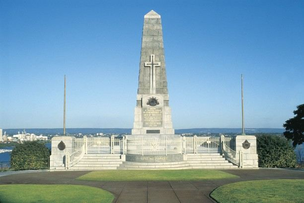 킹스 파크 전쟁 기념관2