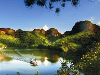 Luohanyan Scenic Resort
