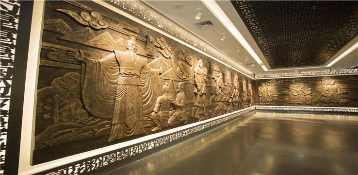 Bozhouchengshi Exhibition hall1