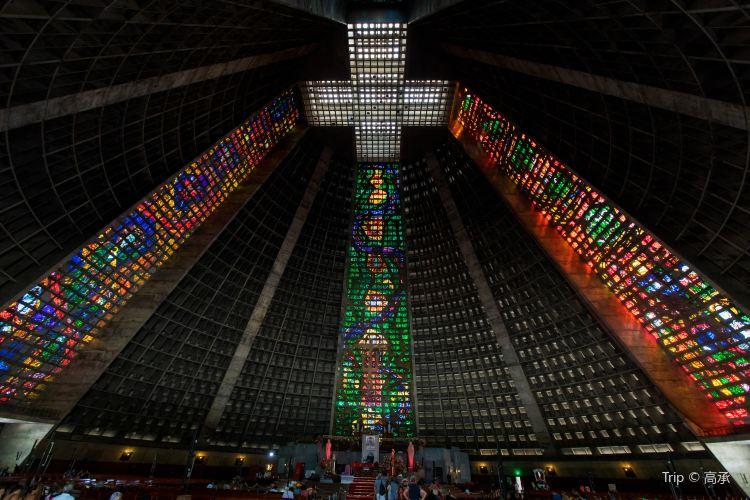 Rio de Janeiro Cathedral3