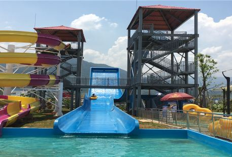 Xihemenghuan Water Amusement Park
