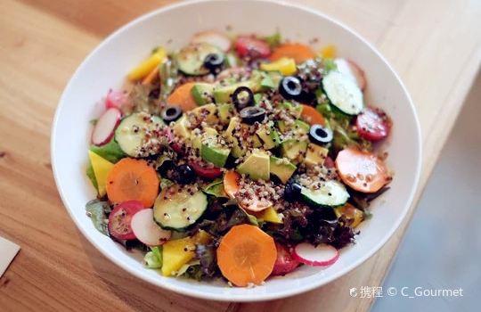 Duo Duo Kai Vegetarian Food Restaurant( Hou Zai Men Street )3