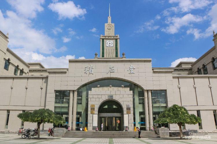 Lanzhou University (Tianshui South Road Campus)2