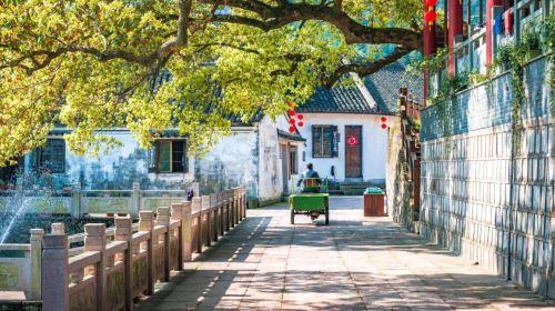 Fangjia Hetou Village