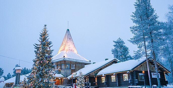 Santa's Salmon Place1