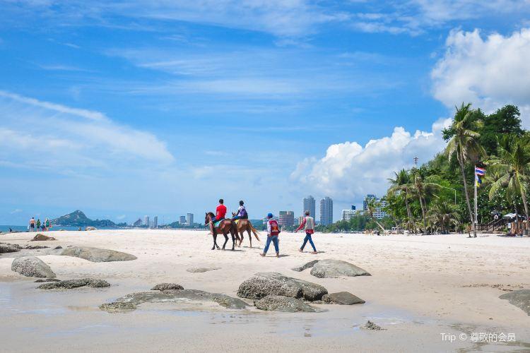 華欣海灘4