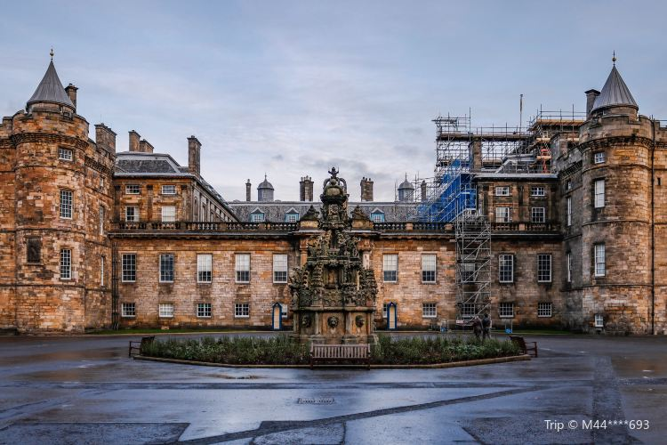 Palace of Holyroodhouse1