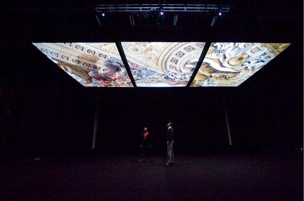 "Coyula Solo Exhibition ""Asymmetric Archeology: Gaze Machine"" (Shanghai Station)4"