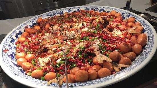 亞特蘭蒂斯·七彩晶中餐自助餐廳