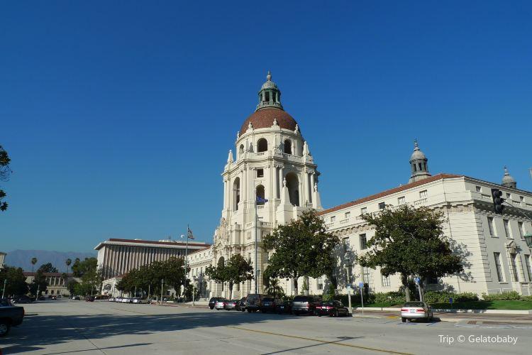 Pasadena City Hall1
