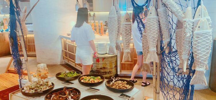 海逸全日制餐廳自助餐(海景皇冠假日酒店店)1
