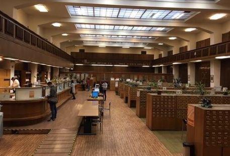 Stredoceska vedecka knihovna v Kladne