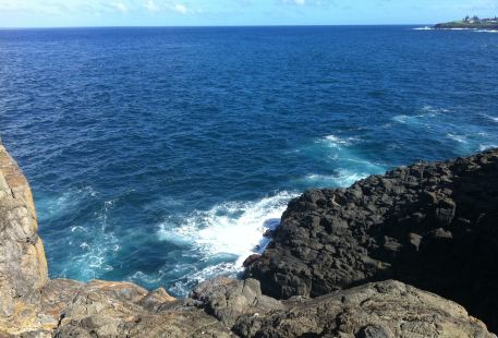 "Little Blowhole Reserve ""Endeavour Lookout"""