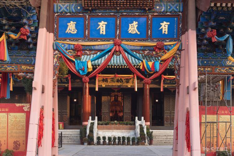 都城隍廟1