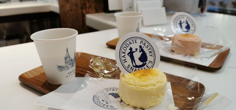 PASTRY SNAFFLE'S(金森洋物館店)2