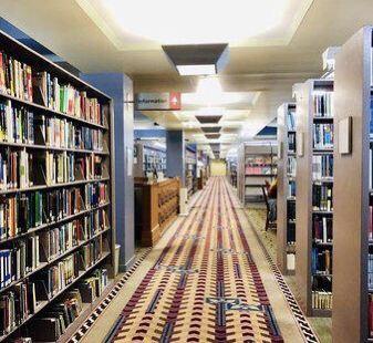 Margaret Herrick Library
