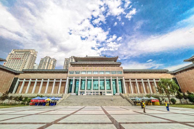 青海省博物館