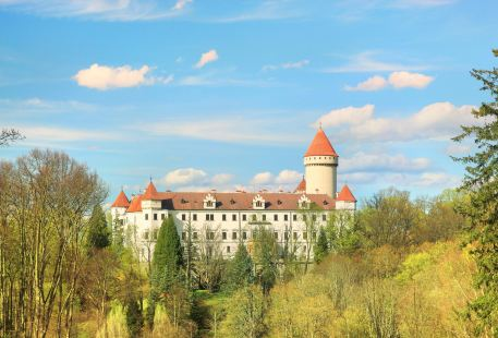 The Konopiste Castle