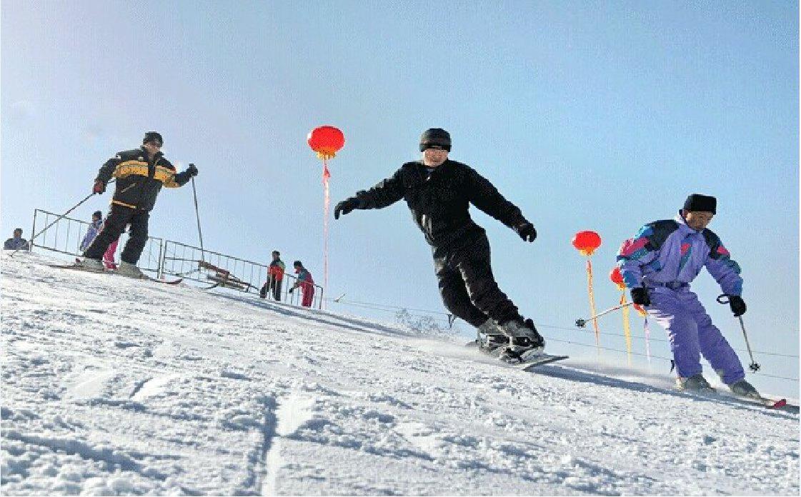 Suyukou Ski Resort