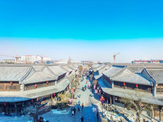 Qingzhou Ancient City
