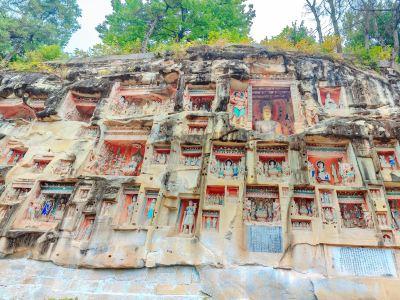Nankan Grottoes