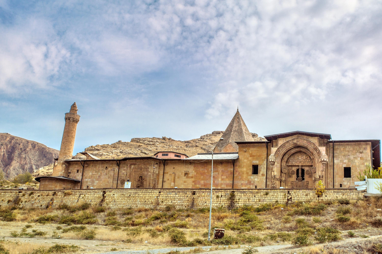 Divrigi Great Mosque & Mental Hospital/Divrigi Ulu Cami ve Darussifa