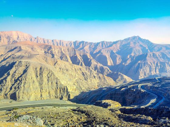 Jebel Jais mountain
