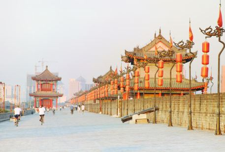 Xi'an City Wall Ride