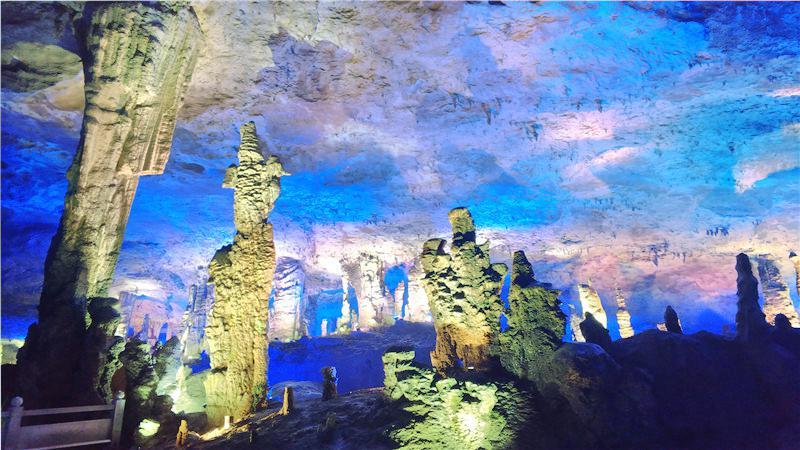 Jiutian Cave