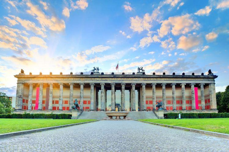 柏林舊博物館