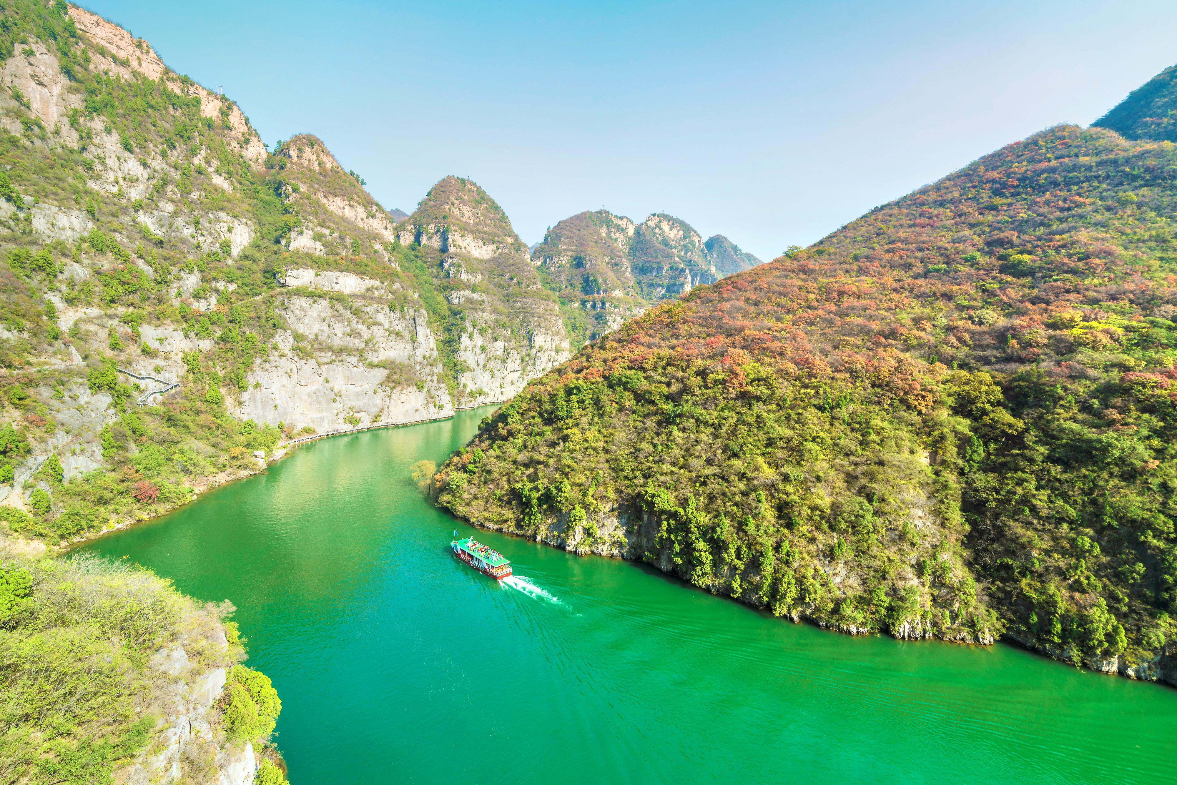 Qingtian River