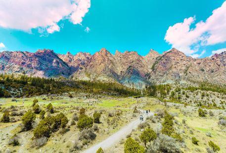 Helan Mountain National Forest Park