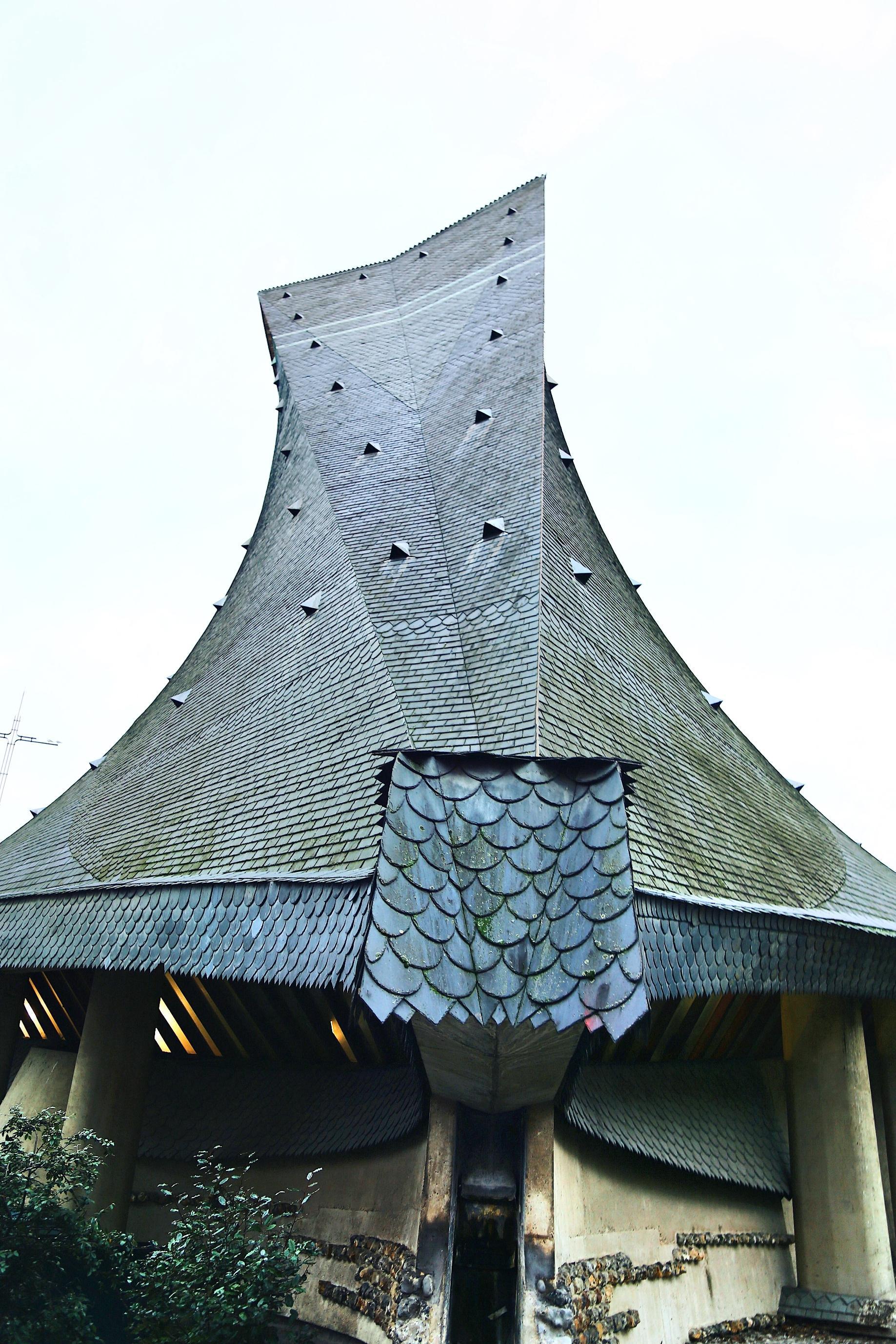 魯昂聖女貞德教堂