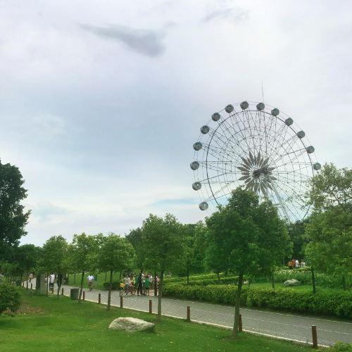 青雲湖遊樂園