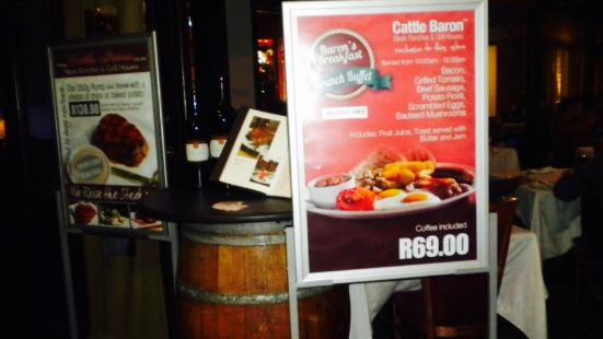 Cattle Baron Grill House