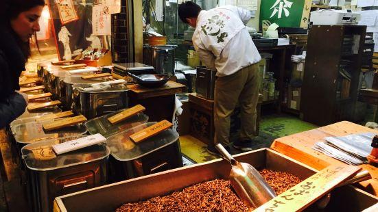 Karikari Hakase Nishiki Market