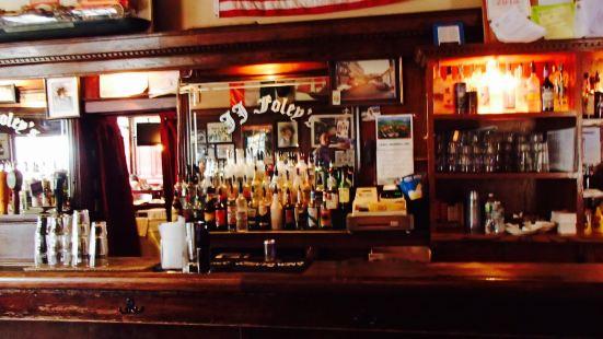 JJ Foley的咖啡館