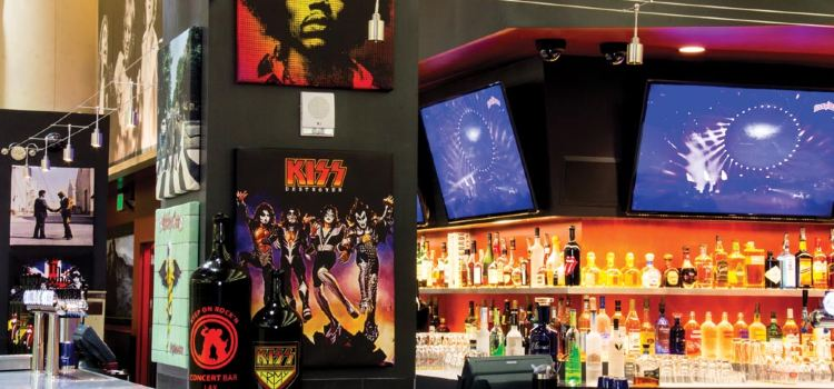 Rock & Brews(洛杉磯國際機場5號航站樓店)2