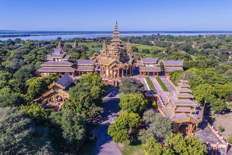 Bagan Golden Palace1